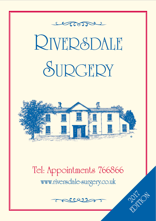 Riversdale Surgery Practice Booklet 2017